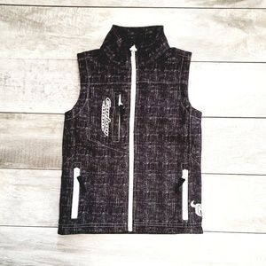 Cowboy Hardware Vest boys size small worn once